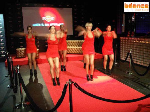 Bdance girls bailarinas para eventos b for B b com