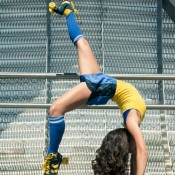 roller dancer for differents events