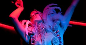 Espectáculo cabaret burlesque Barcelona