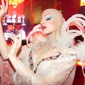 Baillarins de cabaret burlesque Barcelona