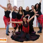 Classe de Flamenco comiats de soltera