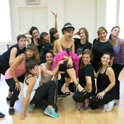 Beyoncé workshop