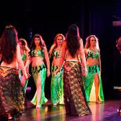 Espectáculo danza del vientre