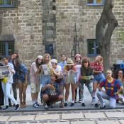 Creation flashmobs Barcelona