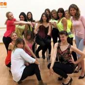 Cours danse EVJF Barcelone