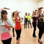 Baile cursos despedida de soltera