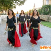 Bellydancers for weddings