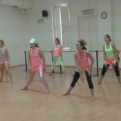 dance workshop Beyoncé