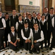 Flashmob noces en Sevilla