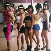 Pole dance cursos