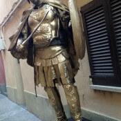 Roman Human Statue
