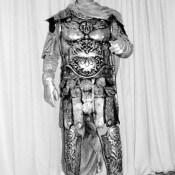 Human statue--F-Julio-Cesar-silver