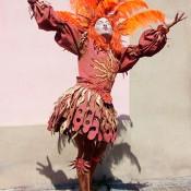 Estatua-humana-S-Flamboyant