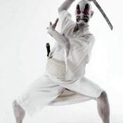 Living Statue-S-Samurai