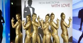 bdancers barcelona show