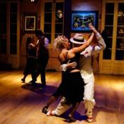 Espectaculo de tango