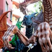 Dragones animación bdance