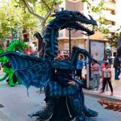 Dragón pasacalles