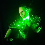 show laser bdance