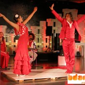 Bdance Flamenco shows para eventos