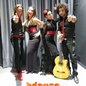 Group of rumba catalana for events