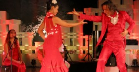 shows flamenco for events