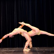 Acrobats for events