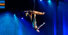 Bdance - Aerial dance for events