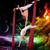 bdance danza aérea para eventos