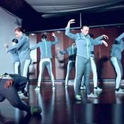 Conceptual dance performance