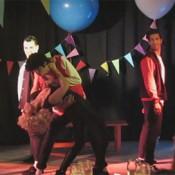 Espectáculo 'Grease' para comunión