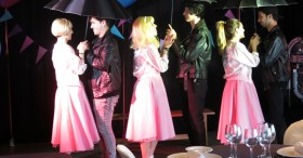 Show 'Grease' para eventos