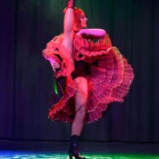 Bdance Cancan dancer