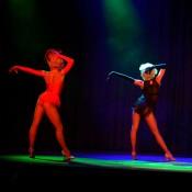 Bdance show cabaret review