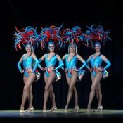 Bdance show cabaret bailarinas