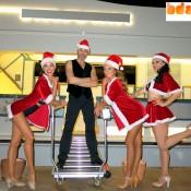Christmas cabaret show for events