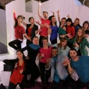 Flashmob Kipling Barcelona