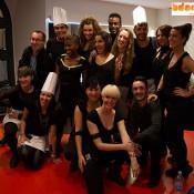 Bailarines flashmob Llotja