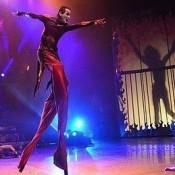 Show stilts barcelona