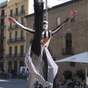 stilts for your events