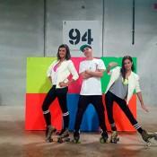 rollerdancers pour films publicitaires