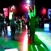 Baile performance para eventos