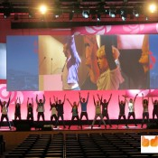 Events in Barcelone Synergy flashmob