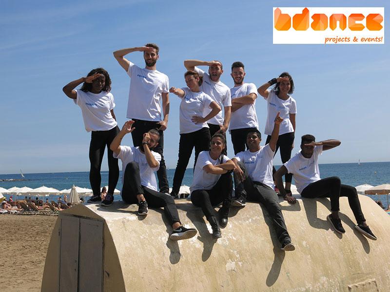 Bdance - Need a Flashmob? Flashmobs for eventsB-Dance