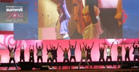 Flashmob Synergy Barcelona