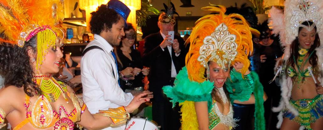 Bdance - Brazilian Dance Shows for eventsB-Dance