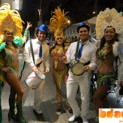 Bdance dinner and show Brazil barcelona