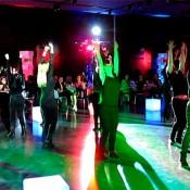 Baile performance para eventos