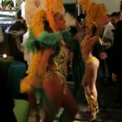 Fiesta Samba y batucada para eventos
