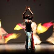 Espectacle de balli oriental